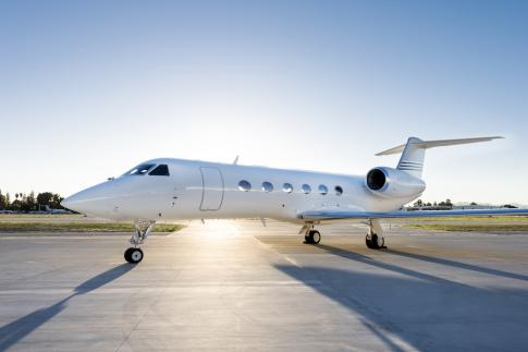 Off Market Aircraft in California: 2008 Gulfstream G450 - 1