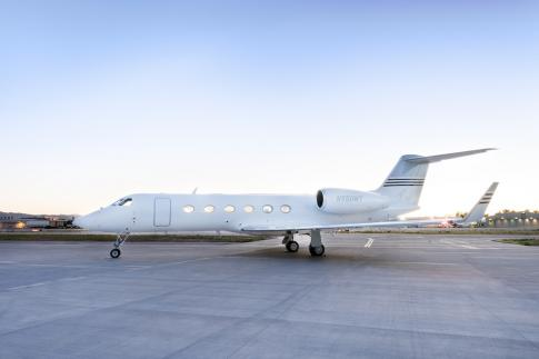 Off Market Aircraft in California: 2008 Gulfstream G450 - 2