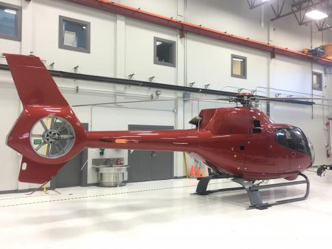 Off Market Aircraft in Canada: 2007 Eurocopter EC 120-B4 - 3