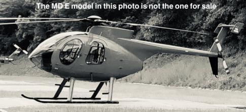 Aircraft for Sale in United States: 1990 McDonnell Douglas MD-500E