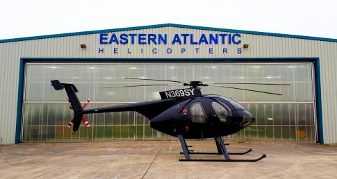 Off Market Aircraft in West Sussex: 2001 MD Helicopters 500E - 1