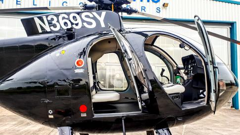 Off Market Aircraft in West Sussex: 2001 MD Helicopters 500E - 3