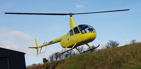Aircraft for Sale in Belfast, United Kingdom: 2008 Robinson R-44 Raven II
