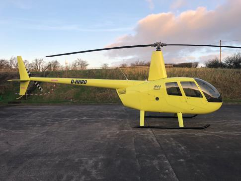 Aircraft for Sale in UK: 2008 Robinson  - 2