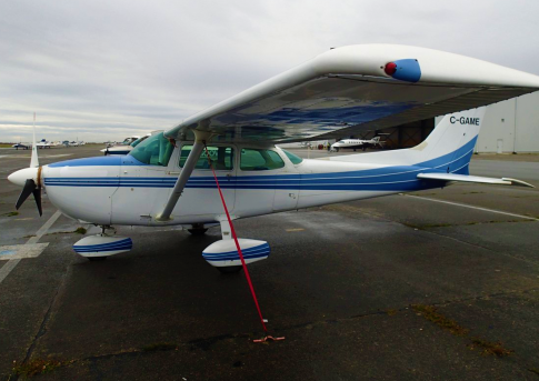 Aircraft for Sale in DELTA, British Columbia, Canada (CZBB): 1974 Cessna 172M