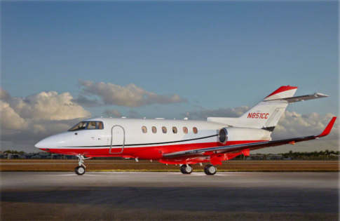 Off Market Aircraft in Indiana: 2006 Hawker Siddeley 850XP - 1