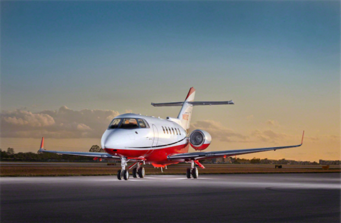 Off Market Aircraft in Indiana: 2006 Hawker Siddeley 850XP - 2