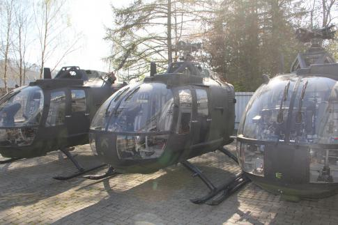 Aircraft for Sale in Meschede, Germany: 1980 Eurocopter Bo 105