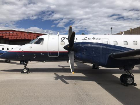 Off Market Aircraft in Wyoming: 1988 Embraer EMB-120ER - 1
