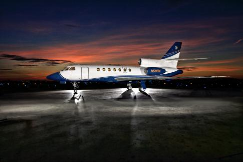 Aircraft for Sale in Tennessee: 1985 Dassault 50 - 2