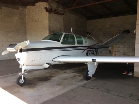 Aircraft for Sale in Minnesota: 1960 Beech V35 - 2