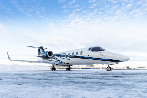 Off Market Aircraft in Canada: 2010 Learjet 60-XR - 1