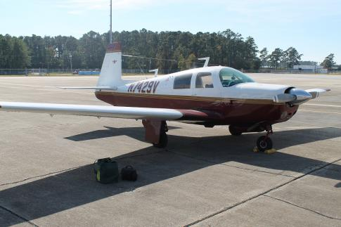 Aircraft for Sale in South Carolina, United States: 1975 Mooney M20E