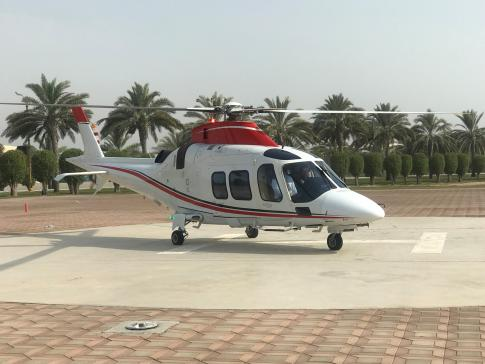 Off Market Aircraft in Italy: 2006 Agusta AW109S - 1