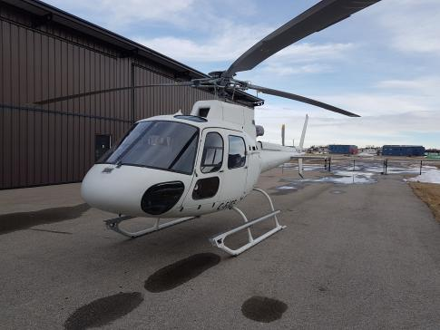 Aircraft for Sale in Calgary, Alberta, Canada: 2013 Eurocopter AS 350B3e Ecureuil