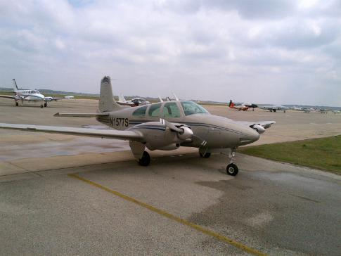 Aircraft for Sale in San Marcos, Texas, United States (KHYI): 1962 Beech B95A