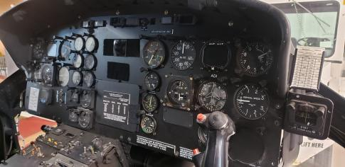 Off Market Aircraft in USA: 1970 Bell 205/UH-1H - 2