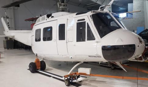 Off Market Aircraft in USA: 1970 Bell 205/UH-1H - 3