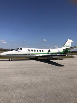 Aircraft for Sale in Florida: 1990 Cessna 550 - 2