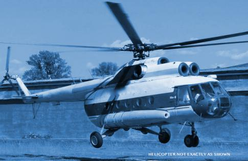 Off Market Aircraft in Peru: 1991 Mil MI-8MTV - 1