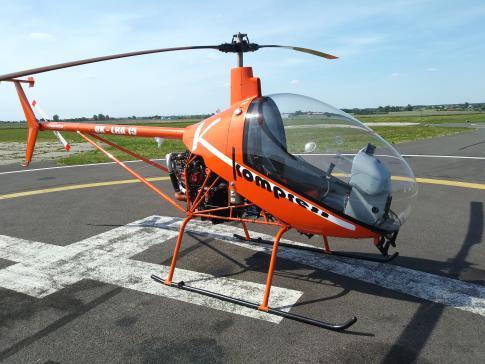 Aircraft for Sale in Poland (EPNT): 2006 Heli Sport Kompress