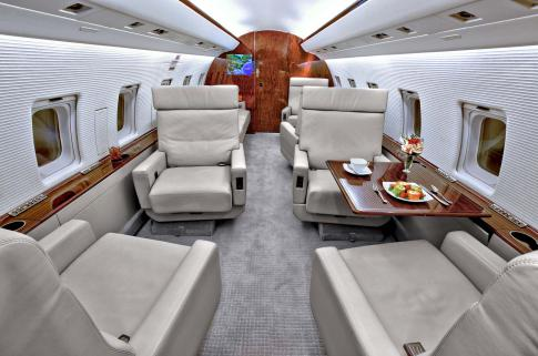 Off Market Aircraft in Nigeria: 1998 Bombardier Challenger 604 - 3