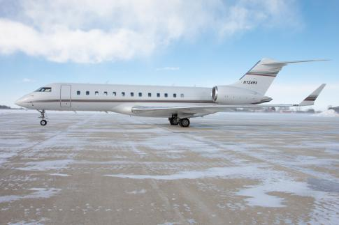 Aircraft for Sale in Wisconsin, United States: 2003 Bombardier BD-700 Global Express