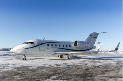 Aircraft for Sale in United States: 2001 Bombardier CL-604 Challenger 604