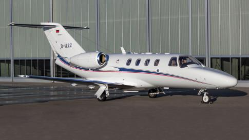 Aircraft for Sale in Germany: 2008 Cessna 525 Citation CJ1