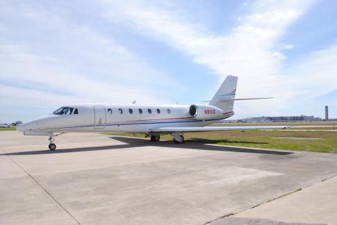 Off Market Aircraft in Texas: 2006 Cessna Citation Sovereign - 1