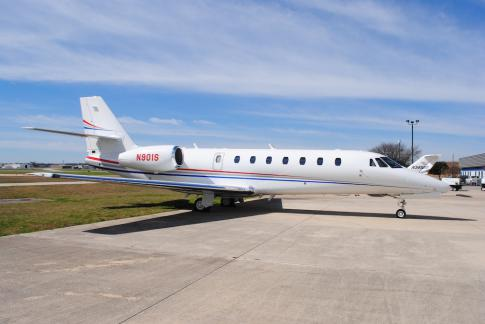 Off Market Aircraft in Texas: 2006 Cessna Citation Sovereign - 3