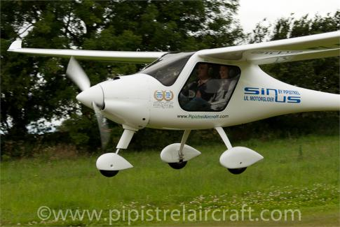 Aircraft for Sale in Ireland: 2006 Pipistrel Sinus - 3
