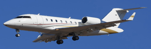 Aircraft for Sale in Canada: 2014 Bombardier Challenger 605