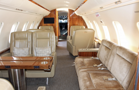 Aircraft for Sale in Canada: 2014 Bombardier Challenger 605 - 2