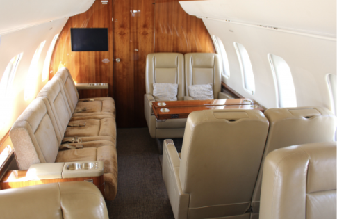 Aircraft for Sale in Canada: 2014 Bombardier Challenger 605 - 3
