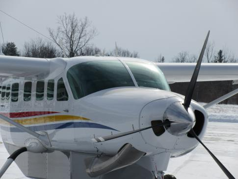Off Market Aircraft in Indiana: 2012 Cessna 208B - 2