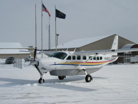 Off Market Aircraft in Indiana: 2012 Cessna 208B - 3