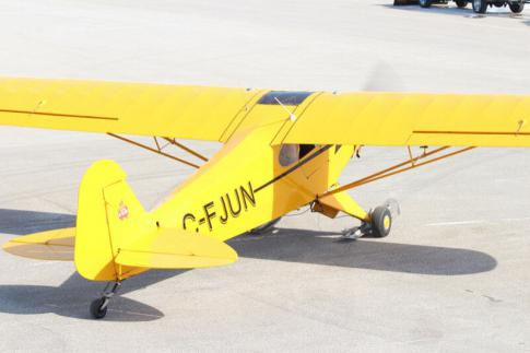 Aircraft for Sale in Cambridge, Ontario, Canada (CYKF): 1946 Piper PA-11 Cub Special