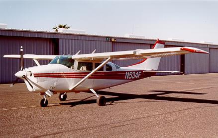 Aircraft for Sale in Mesa, Arizona, United States (FFZ): 1966 Cessna T210F Centurion