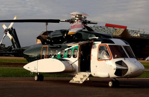Aircraft for Sale in Brazil: 2011 Sikorsky S-92
