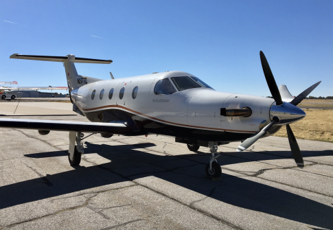 Aircraft for Sale in Utah: 2000 Pilatus PC-12 - 1