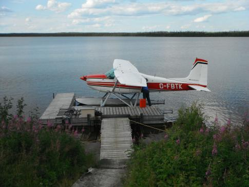 Off Market Aircraft in Quebec: 1972 Cessna 180H - 2