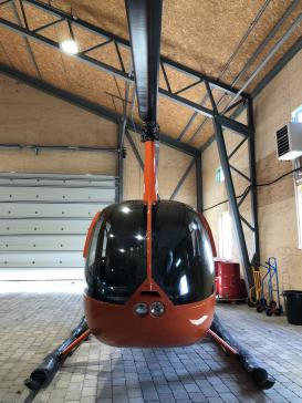 Aircraft for Sale in Ski, Akershus, Norway: 2008 Robinson R-44 Clipper II