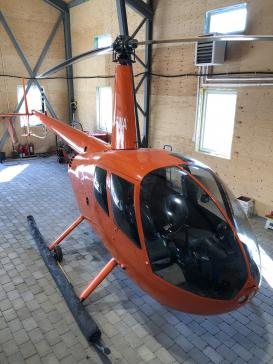 Off Market Aircraft in Akershus: 2008 Robinson Clipper II - 2