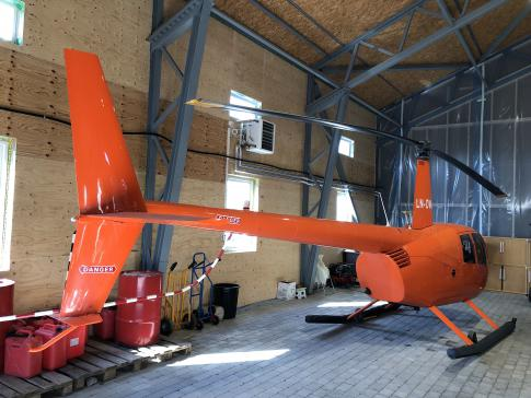 Off Market Aircraft in Akershus: 2008 Robinson Clipper II - 3