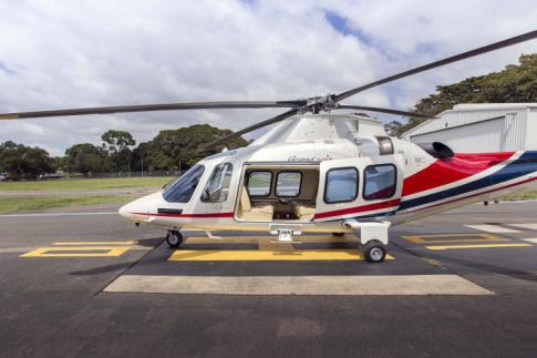 Off Market Aircraft in NSW: 2013 Agusta Grand New - 2