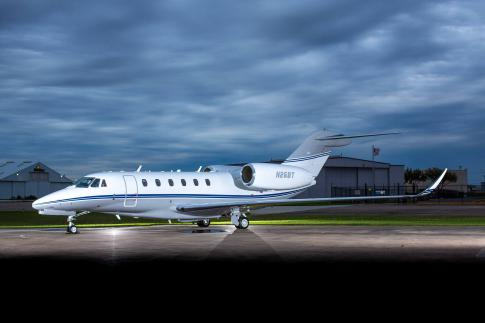 Off Market Aircraft in USA: 1998 Cessna Citation X - 1