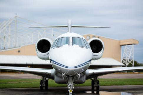Off Market Aircraft in USA: 1998 Cessna Citation X - 2