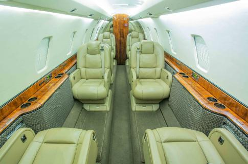 Off Market Aircraft in USA: 1998 Cessna Citation X - 3