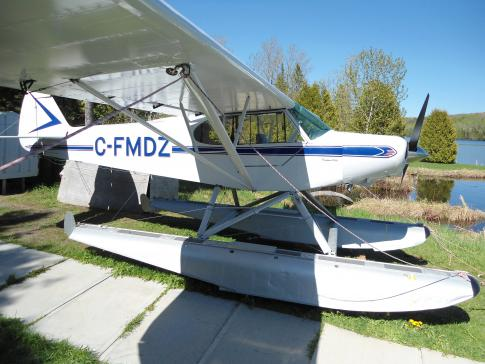 Aircraft for Sale in Rimouski, Quebec, Canada (CYXK): 1960 Piper PA-18-150 Super Cub